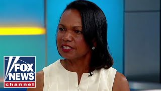 Condoleezza Rice 'relieved' after cancellation of Taliban talks