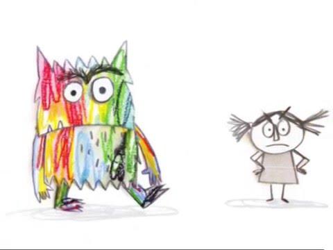Videocancion El monstruo de colores - Emociones y soluciones - YouTube