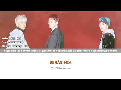 EXO-CBX - THURSDAY (Sub Español | Hangul | Roma) HD