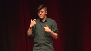 Kids are us: child abuse and DID | Roswell Ecker | TEDxIthacaCollege