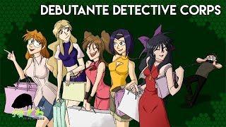 Anime Abandon: Debutante Detective Corps