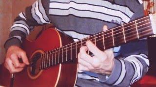 Крёстный отец на гитаре  Nino Rota-The Godfather Guitar