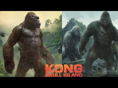 Why Is Kong 3x The Size Of His Parents? | Kong vs Godzilla 2020