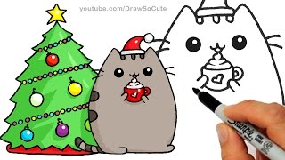 holidays drawing lesson
