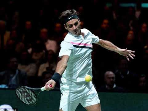 Roger Federer oldest No 1 in the sport after beating Robin Haase in Rotterdam quarter-finals