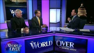 World Over - 06-21-18 - The Papal Posse and the Latest Church News with Raymond Arroyo