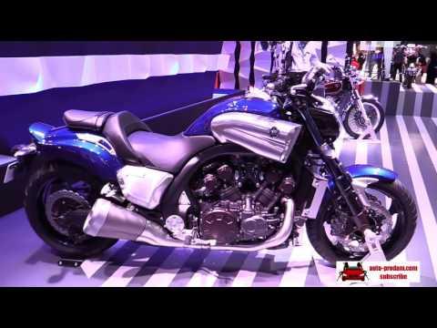 Yamaha Tricity 125 2015, Yamaha Tricity 125 2016, Yamaha VMax 2016, Yamaha XJR 1300 2015