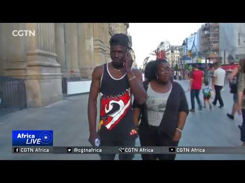 Malian migrant to get French citizenship after saving child