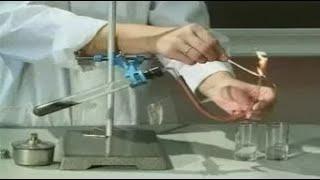 Опыты по химии. Получение этилена и опыты с ним