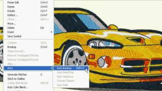 Productivity Digitizing - Tajima DGML by Pulse Embroidery Software