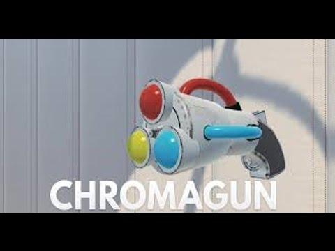 Chroma Gun تجربة لعبة