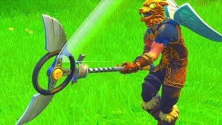 *NEW* Victory Lap PICKAXE SOUND TEST (Showcase) Fortnite Battle Royale
