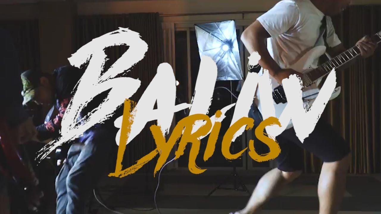 COLN - Baliw (Lyrics) [Cong TV]