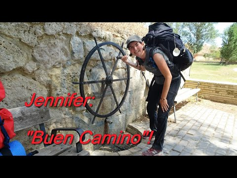 Camino De Santiago   Prayer For Pilgrim Jennifer   2019