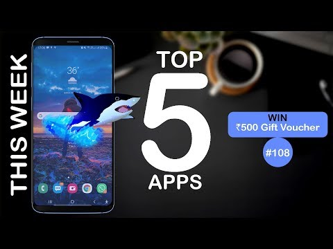 Top 5 Most Useful Android Apps This Week | 28 April 2019