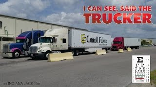 I Can See Said the TRUCKER