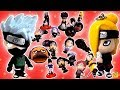 BRINQUEDOS DO NARUTO SHIPPUDEN: Minha Coleção de Bonequinhos e Chaveiros! Sasuke e mais (ナルト 疾風伝)