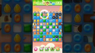 Candy crush jelly saga level 713(NO BOOSTER)