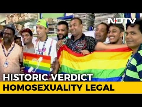 One India, Equal In Love: Supreme Court Ends Section 377
