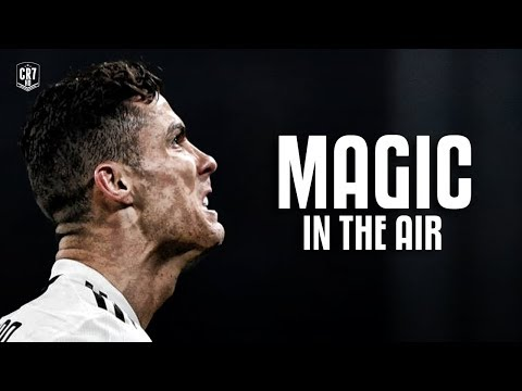 Cristiano Ronaldo - Magic In The Air  Skills & Goals 2019