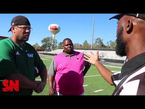 Lee County Warriors Vs The Moultrie Dawgs (Pop Warner 2018 Playoffs)