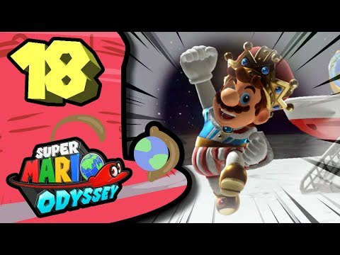 'King for a Day' - Super Mario Odyssey [#18]