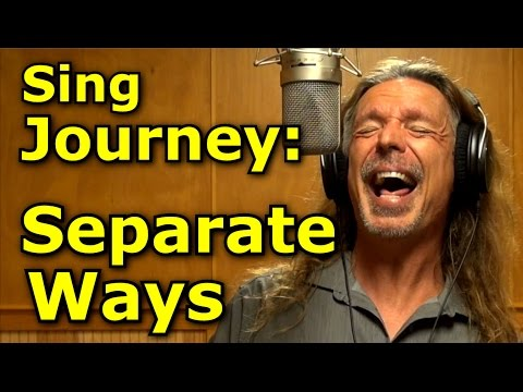 Journey - Separate Ways - Cover - Ken Tamplin Vocal Academy