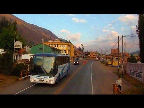 First Class Bus Trip In Peru: Arequipa To Cusco (near Machu Picchu)