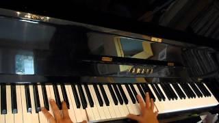 "How to Play David Bowie ""Starman"" Medium Easy Piano Keyboard Tutorial"
