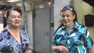 ДФ.Московский Дом Фиалки. Первые минуты выставки 23.06.2011