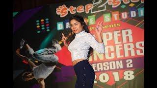 Bedardi Raja | Chamma Chamma | Urvashi | Fusion Mix Dance Performance | Step2Step Dance Studio
