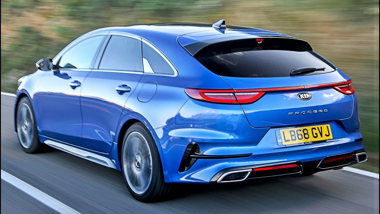 2019 kia proceed gt line s shooting brake that combines. Black Bedroom Furniture Sets. Home Design Ideas