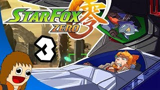 Star Fox Zero: Desert Hare - Part 3