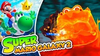 ¡Un monton de nivelazos! - #12 - Super Mario Galaxy 2 en Español (WiiU) DSimphony