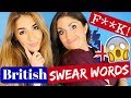 Top 10 British Swear Words! Without F**K! | Sound like a Native Speaker and still be polite!...
