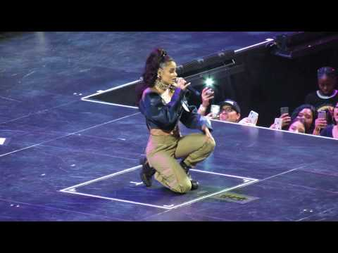 Kehlani - You Should Be Here -  Dallas Tx Tell Me You Love Me Tour