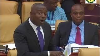 John Jinapor Debates in Parliament