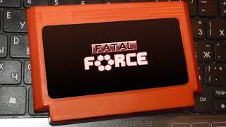 Fatal Force - Boss Theme - 8-bit chiptune remix (mobile/java game)
