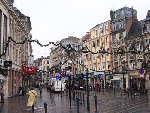 Places to see in ( Lille - France ) Vieux Lille