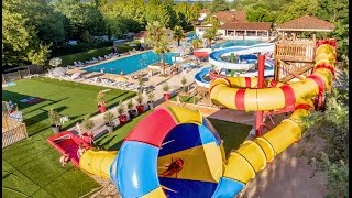 Camping Capfun Duravel 4* dans le Sud-Ouest