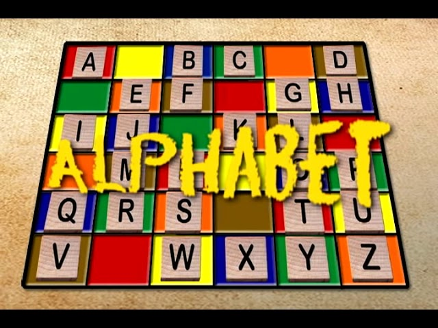 How to Learn the Alphabet | Phonics | Kids Back to School | Vocabulary