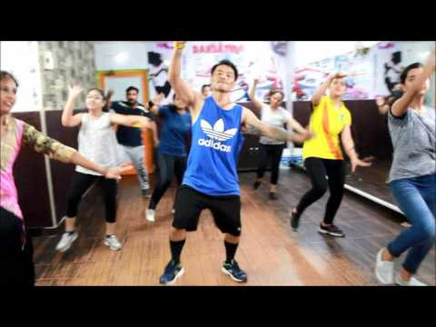 DILJIT FRENZY (feat. Diljit Dosanjh & Major Lazer)   Bhangra Freestyle   Dansation Mohali 9888892718