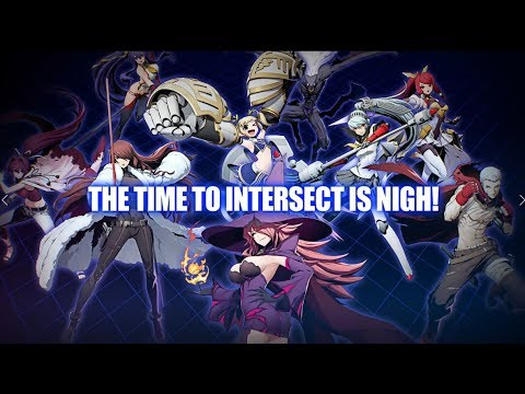Nine New Characters Are Joining The Fight In BlazBlue: Cross Tag Battle