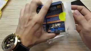 Aquapel работающее покрытие антидождь для автомобиля с Aliexpress!!! Распаковка посылки и Китая!