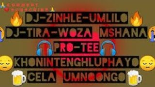 Umlilo by DJ Zinhle: Pro-Tee Umlilo Remix: Gqom mixtape DJ Lag, Kent Friday Mix, Distruction Boys