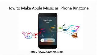 This article is mainly to tell us how make a song from apple music for iphone ringtone: http://www.tune4mac.com/apple-music-tips/set-apple-music-as-iphone...