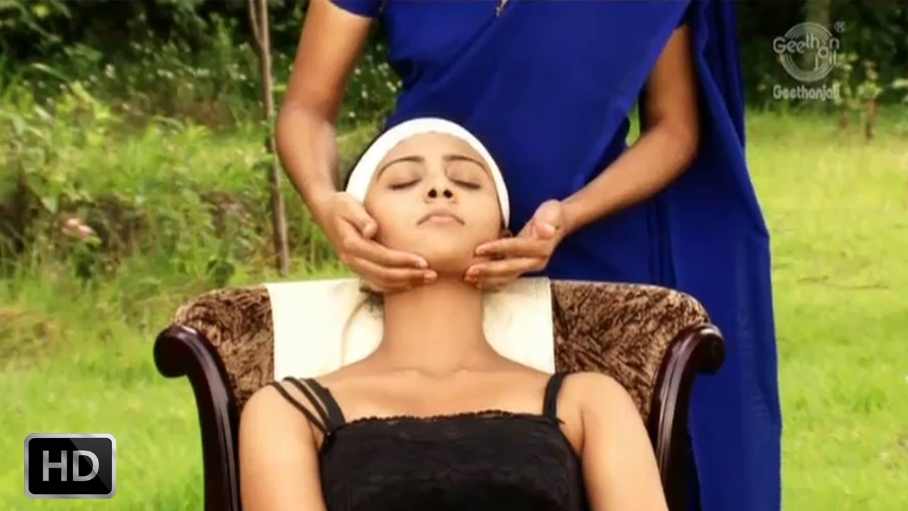 Also not Indian facial massage simply excellent