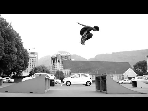Gritty Skateboarding video 'Where We Come From'
