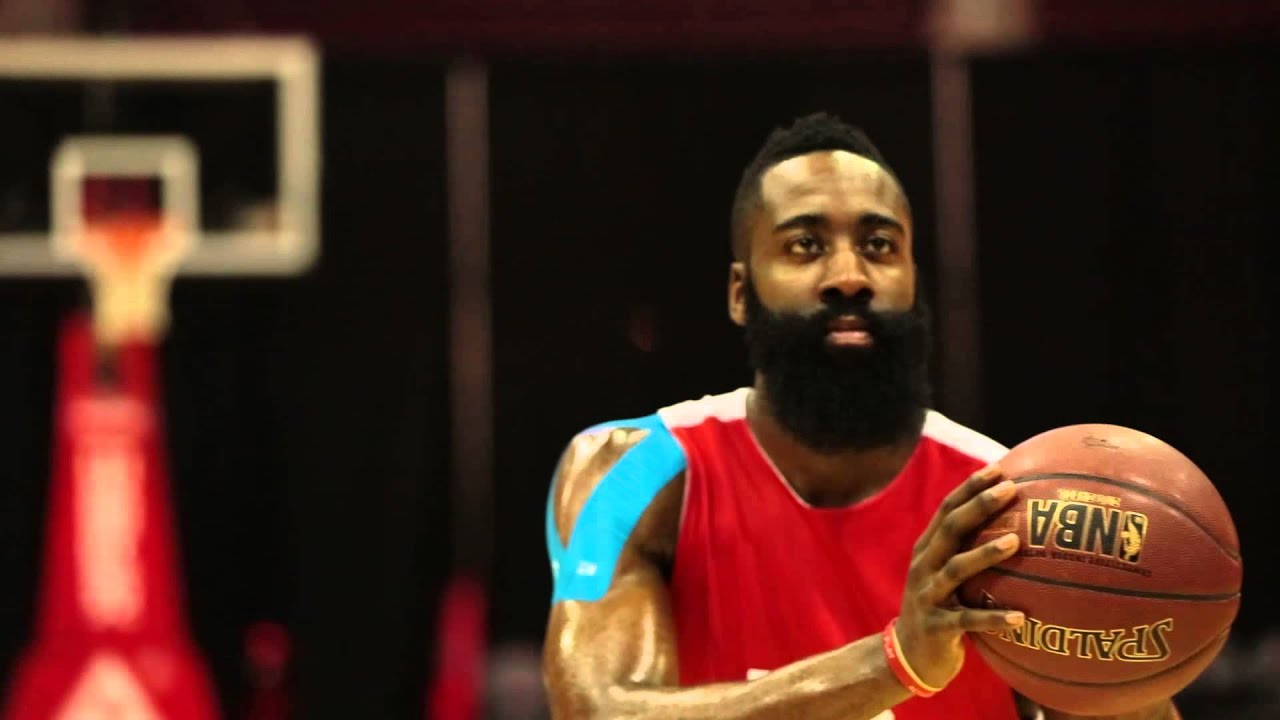 Close Up Girl Wallpaper Why James Harden Wears Kt Tape On His Shoulder Youtube