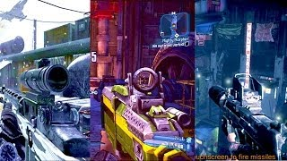 PS Vita:  Borderlands 2 vs Killzone Mercenary vs Black Ops Declassified!